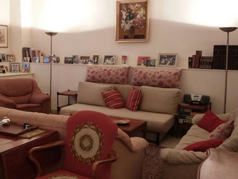 Apartment for rent in Nachlaot, Jerusalem